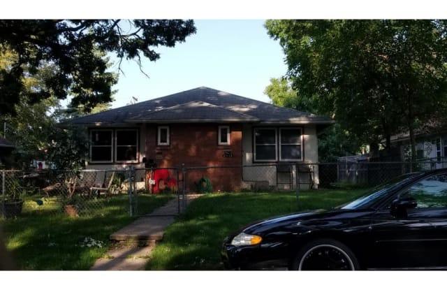 4514 Washington Street NE - 4514 Washington Street Northeast, Columbia Heights, MN 55421