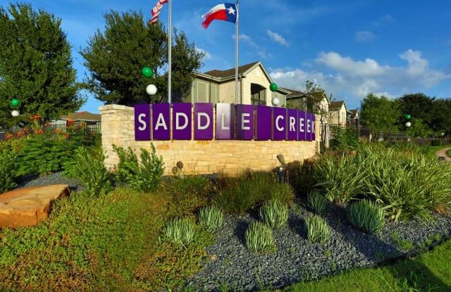 Saddle Creek Apts - 10801 Old Manchaca Rd, Austin, TX 78748