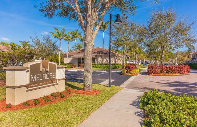 Legacy Melrose - 3200 North Haverhill Rd., West Palm Beach, FL 33417