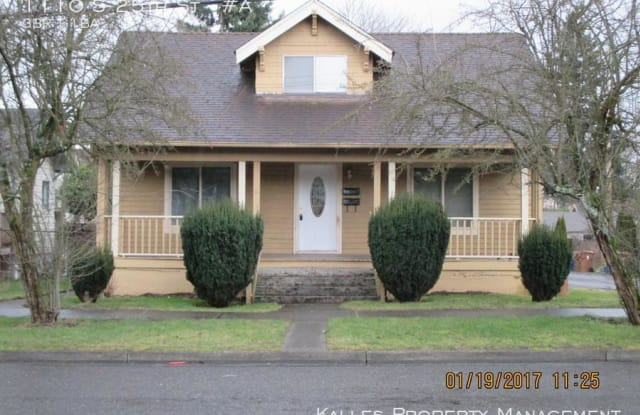 1110 S 25th St - 1110 South 25th Street, Tacoma, WA 98405