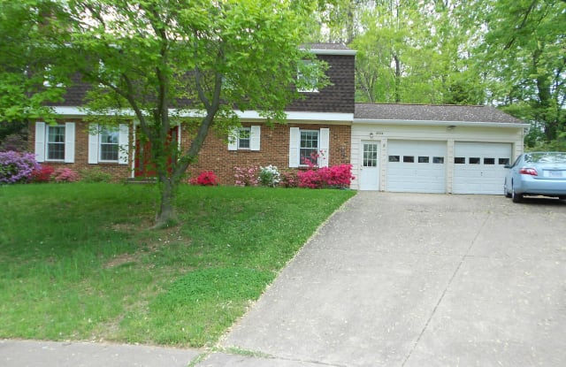 8524 BETTERTON COURT - 8524 Betterton Court, Dunn Loring, VA 22182