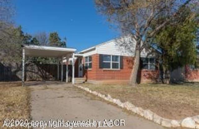 2808 ROYAL RD - 2808 Royal Road, Amarillo, TX 79106