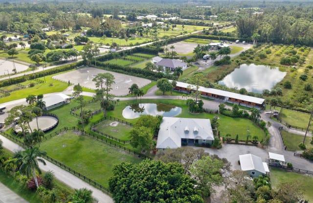 1363 F Road - 1363 F Road, Loxahatchee Groves, FL 33470