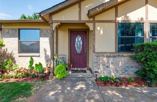 5404 School Hill Circle - 5404 School Hill Circle, Arlington, TX 76017