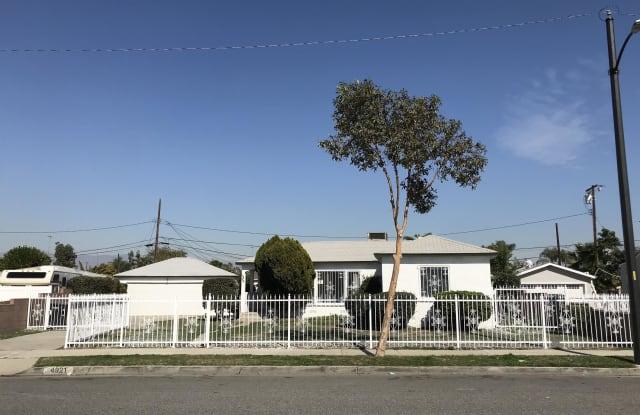 4921 LEONIS STREET - 4921 Leonis Street, Commerce, CA 90040