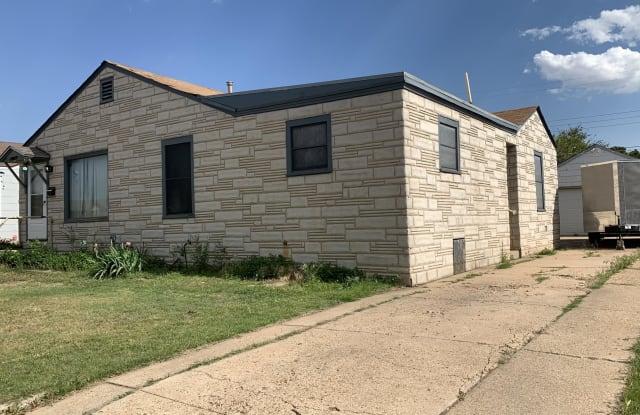 1405 Jennings St - 1405 Jennings Street, Borger, TX 79007