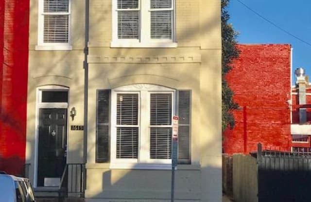 1615 33RD STREET NW - 1615 33rd Street Northwest, Washington, DC 20007