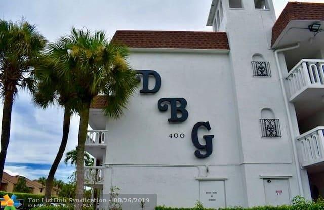 400 SE 10th St - 400 Southeast 10th Street, Deerfield Beach, FL 33441