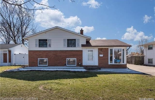 34343 ZIMMER Drive - 34343 Zimmer Drive, Sterling Heights, MI 48310