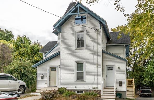 341 Linwood Avenue - 341 Linwood Avenue, Newton, MA 02460