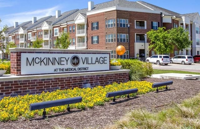 McKinney Village - 201 McKinney VIllage Parkway, McKinney, TX 75069