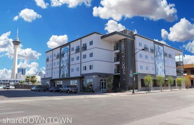 Share Downtown - 1300 South Casino Center Boulevard, Las Vegas, NV 89104