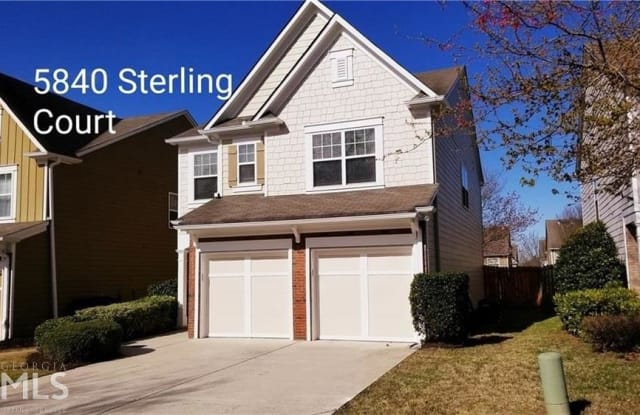 5840 Sterling Ct - 5840 Sterling Court, Forsyth County, GA 30040