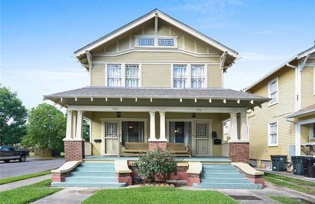 7933 BIRCH Street - 7933 Birch Street, New Orleans, LA 70118