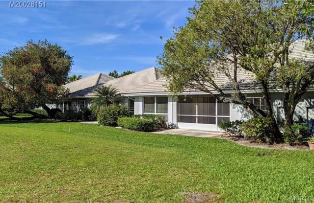 3014 SW Westlake Circle - 3014 Southwest Westlake Circle, Palm City, FL 34990