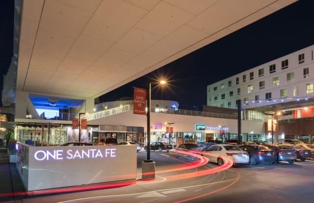 One Santa Fe - 300 S Santa Fe Ave, Los Angeles, CA 90013