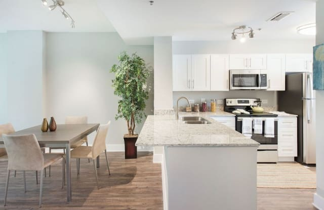 The Flats at Rosemary Square - 720 S Sapodilla Ave, West Palm Beach, FL 33401