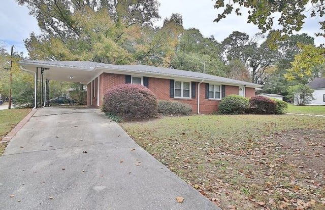 1195 Lakeview Drive Northwest - 1195 NW Lakeview Dr, Conyers, GA 30012