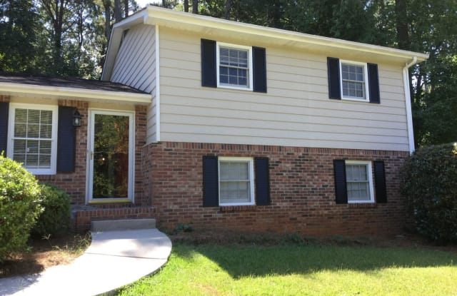 3046 Hidden Drive - 3046 Hidden Drive, Gwinnett County, GA 30044