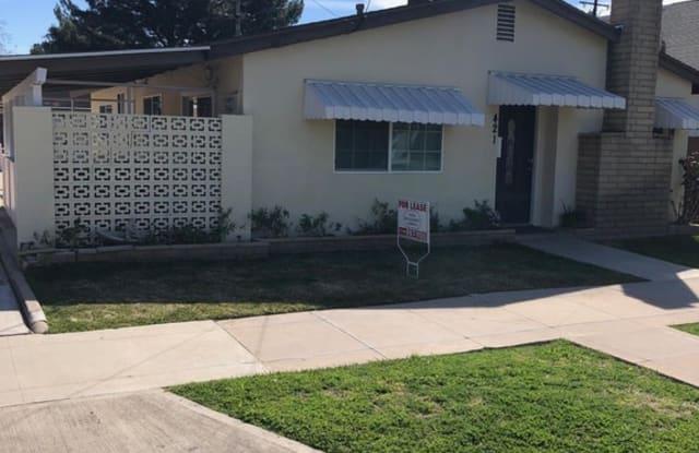 421 North Olive Street - 421 North Olive Street, Orange, CA 92866