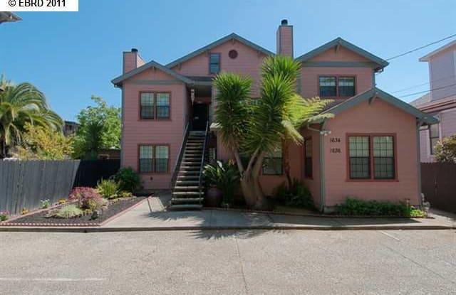 1636 Alcatraz Ave - 1636 Alcatraz Avenue, Berkeley, CA 94703