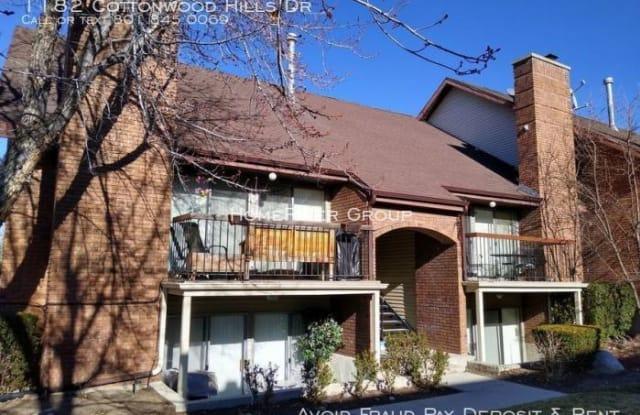 1182 Cottonwood Hills Dr - 1182 East Cottonwood Hills Drive, Sandy, UT 84094