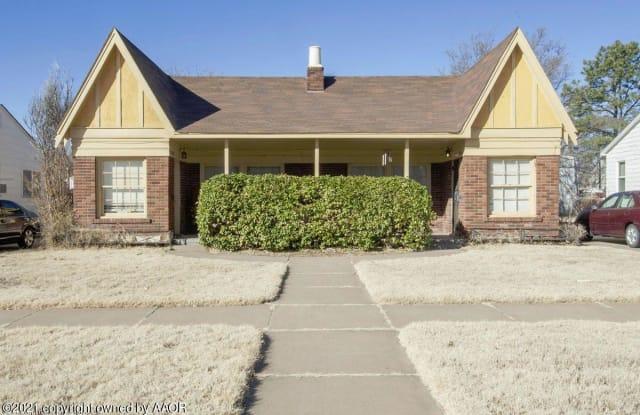 2904 VAN BUREN ST - 2904 South Van Buren Street, Amarillo, TX 79109
