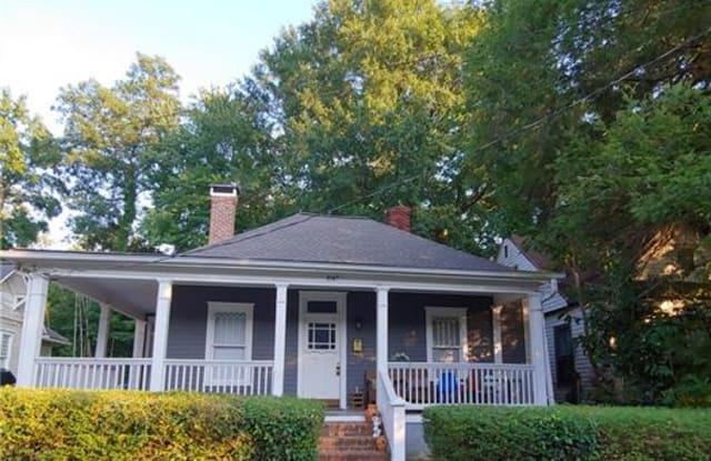 847 Lake Avenue NE - 847 Lake Avenue Northeast, Atlanta, GA 30307