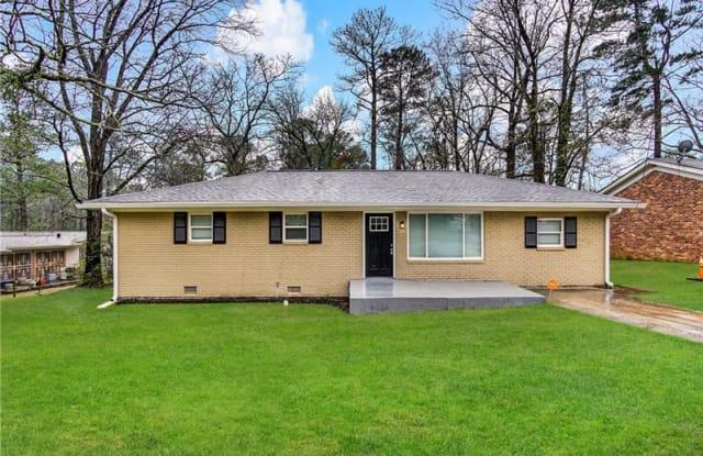 3489 Pine Forest Drive SE - 3489 Pine Forest Drive Southeast, Atlanta, GA 30354