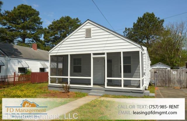 122 Appomattox Avenue - 122 Appomattox Avenue, Portsmouth, VA 23702