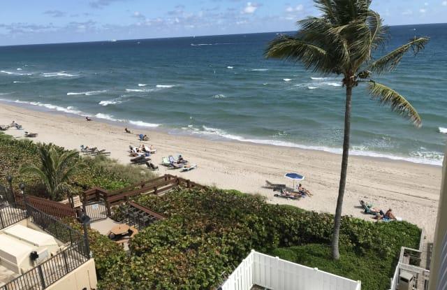 1161 Hillsboro Mile - 1161 Hillsboro Mile, Hillsboro Beach, FL 33062