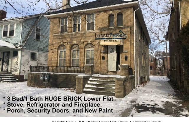 4336 W Buena Vista St - 4336 West Buena Vista Street, Detroit, MI 48238