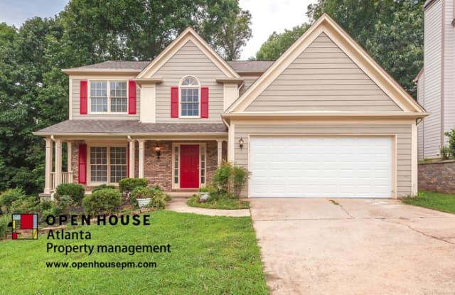 4855 Tanners Spring Drive - 4855 Tanners Spring Drive, Johns Creek, GA 30022