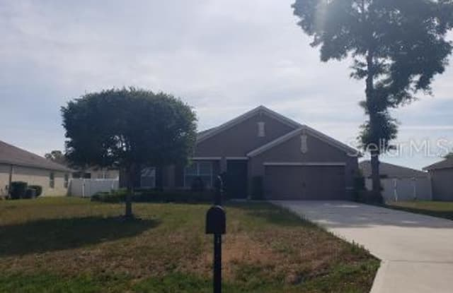 6721 SW 64TH COURT - 6721 Southwest 64th Avenue, Marion County, FL 34476
