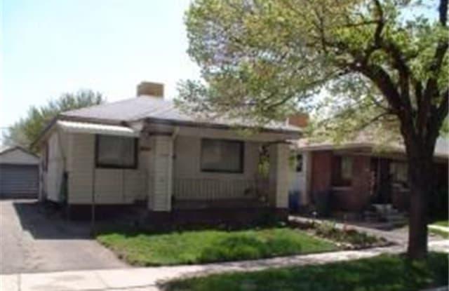 458 Williams - 458 Williams Avenue, Salt Lake City, UT 84111