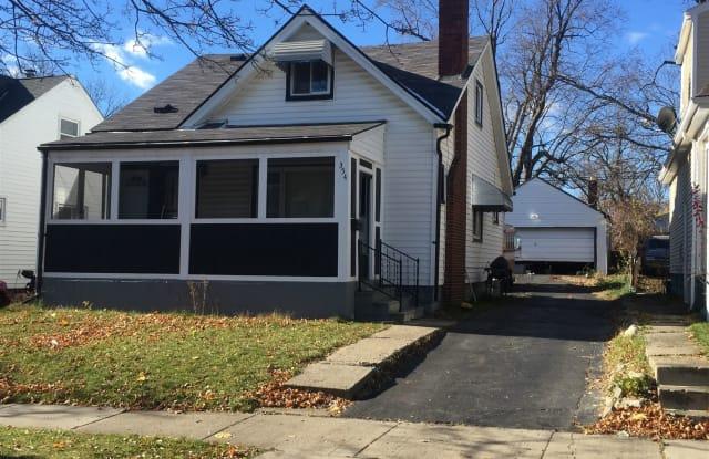 354 S Marshall St - 354 South Marshall Street, Pontiac, MI 48342