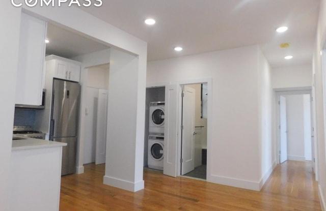 539 Lenox Avenue - 539 Malcolm X Boulevard, New York, NY 10030