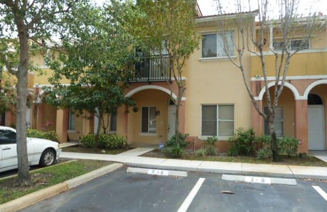 206 S Santa Catalina Circle - 206 South Santa Catalina Circle, North Lauderdale, FL 33068