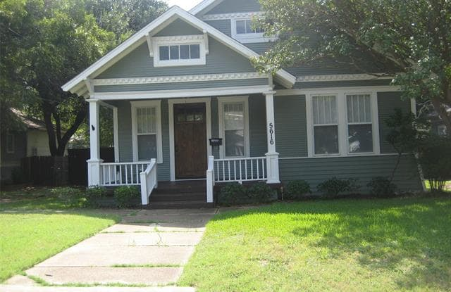 5616 Tremont Street - 5616 Tremont Street, Dallas, TX 75214