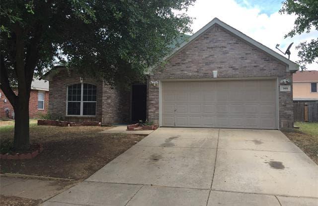 149 Lincoln Lane - 149 Lincoln Lane, Crowley, TX 76036