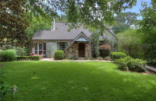 1689 N Rock Springs Road NE - 1689 North Rock Springs Road Northeast, Atlanta, GA 30324