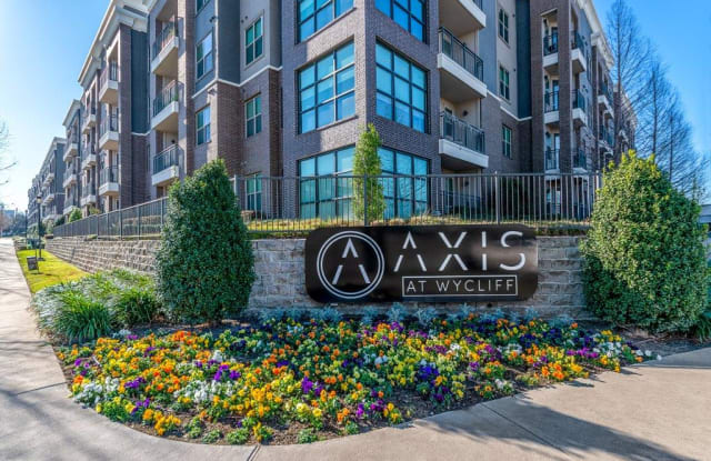 Axis at Wycliff - 4343 Congress Ave, Dallas, TX 75219
