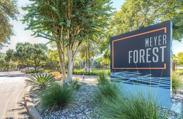 Meyer Forest - 9701 Meyer Forest Dr, Houston, TX 77096