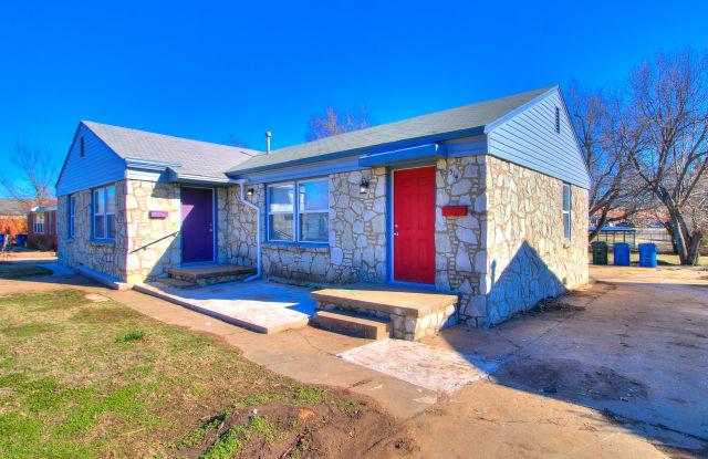 516 Babb Drive - Purple Door - 516 Babb Drive, Midwest City, OK 73110