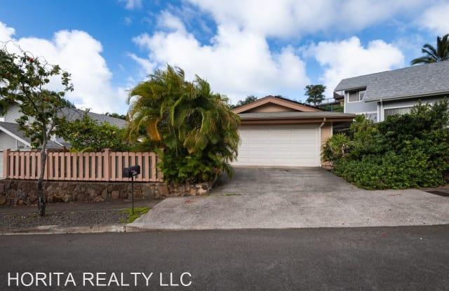 1483 Kanapuu Dr. - 1483 Kanapuu Drive, Honolulu County, HI 96734