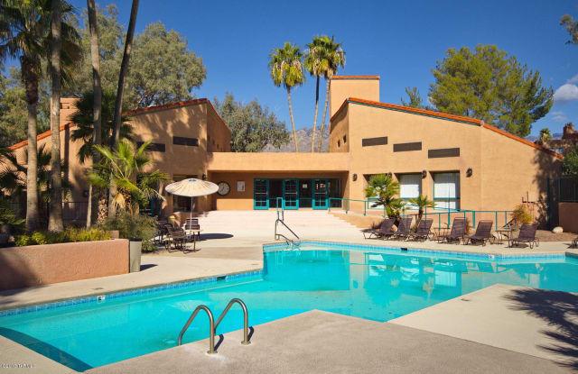 5051 N Sabino Canyon Road - 5051 North Sabino Valley Place, Catalina Foothills, AZ 85750
