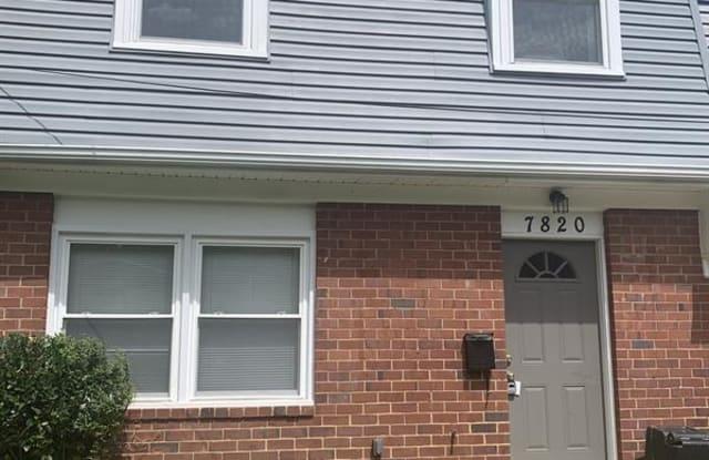 7820 Allendale Drive - 7820 Allendale Drive, Landover, MD 20785