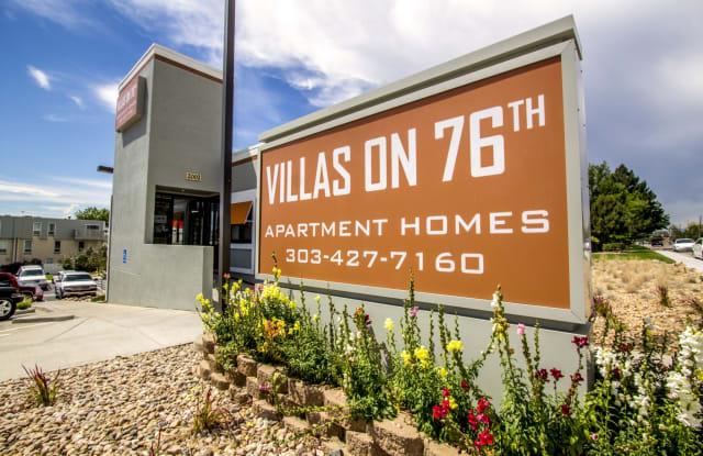 The Villas on 76th - 2002 W 76th Ave, Denver, CO 80221