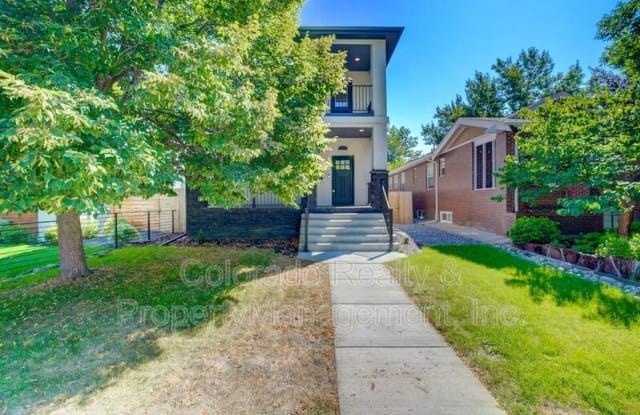 930 S Gaylord St - 930 South Gaylord Street, Denver, CO 80209