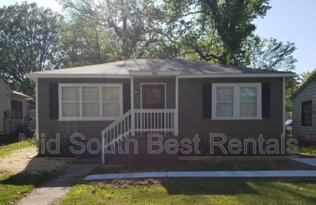 4304 Zion (Little Rock) - 4304 Zion Street, Little Rock, AR 72204